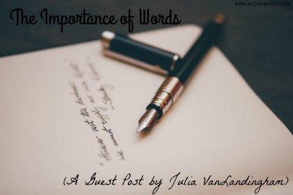 Julia Guest Post