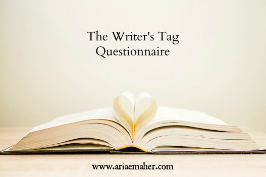 Writer's Tag