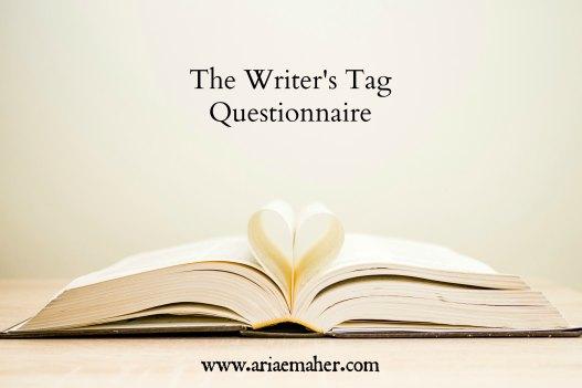 Writer's Tag