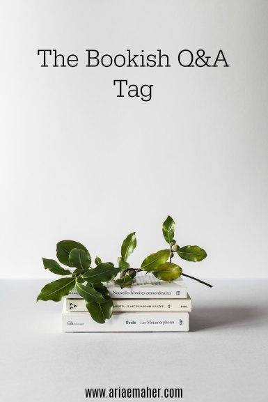 Bookish Tag