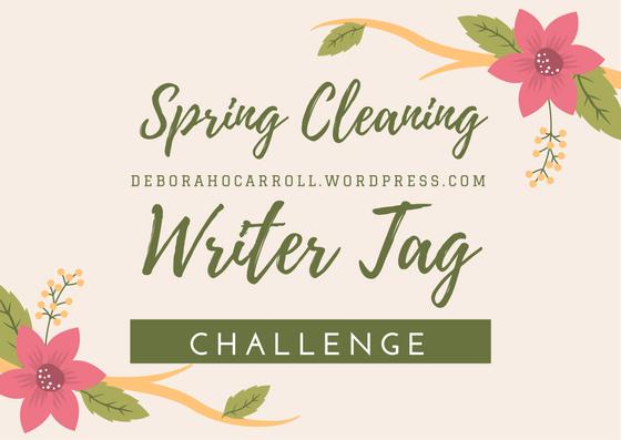 springcleaningwritertagchallenge