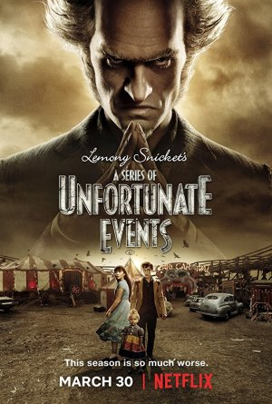 Series of Unfortunate Events Season 2
